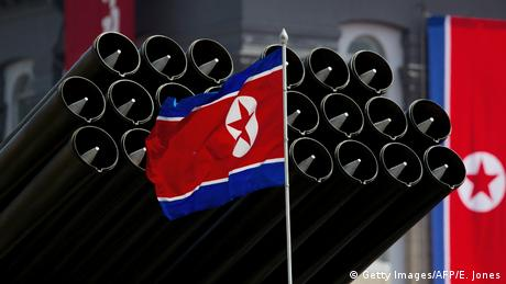 Nordkorea Missile Tests (Getty Images/AFP/E. Jones)