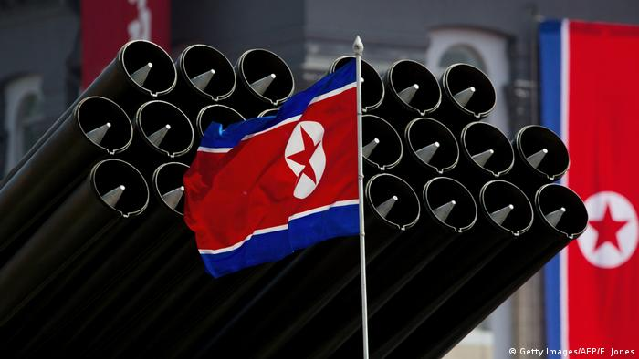 North Korean Missile Tests (Getty Images/AFP/E. Jones)