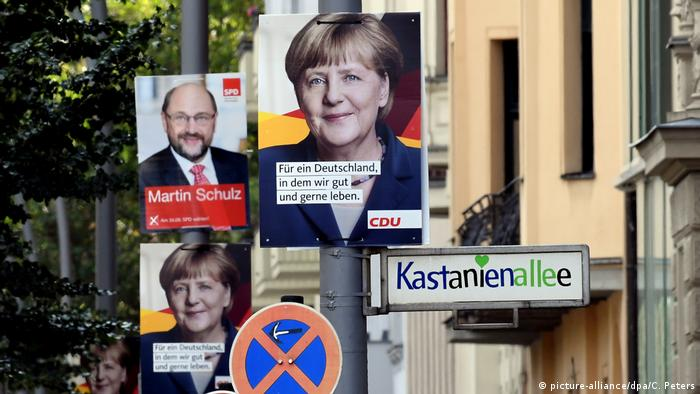 Election placards