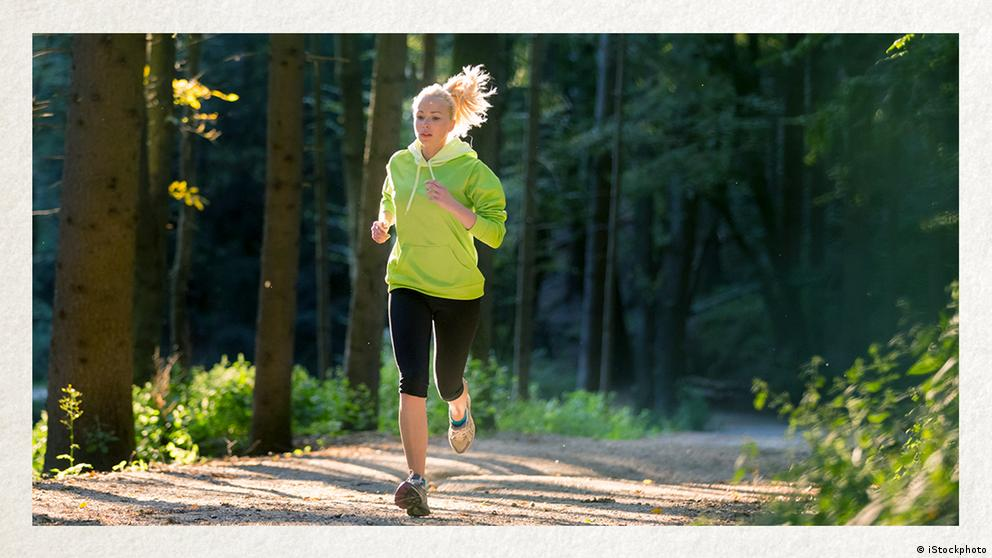 Deutschkurse | Wortschatz | WBS_Foto_joggen