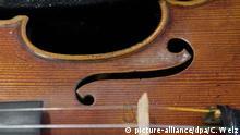 Violinist Wollong lässt «Geige von Buchenwald» wieder erklingen