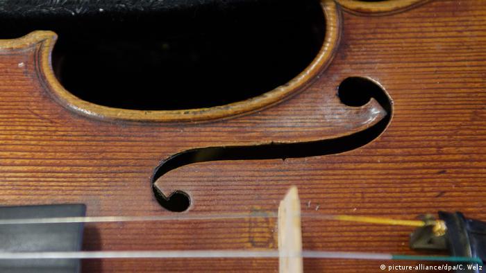 Buchenwald violin