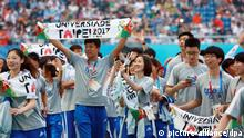 Taiwan Universiade 2015 in Gwangju