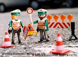 Playmobil police figures