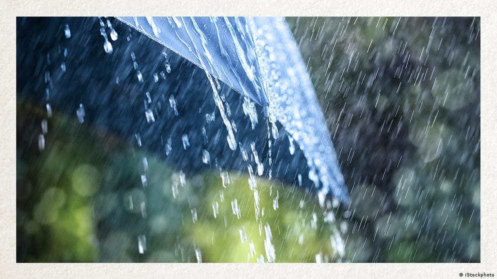 Deutschkurse | Wortschatz | WBS_Foto_regnerisch