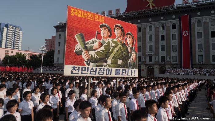 Nordkorea - Konflikt - USA (Getty Images/AFP/K. Won-Jin)