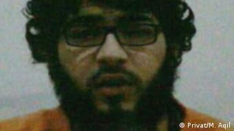 Syrien Masoud Aqil in IS-Haft (Privat/M. Aqil)