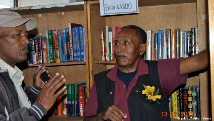 Äthipien - Bücher für Afrika - Dr. Abebe Kebede