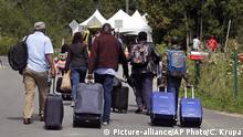 Kanada Flüchtlinge