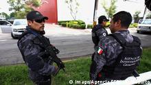 Mexiko Guadalajara Hausdurchsuchung im Casino