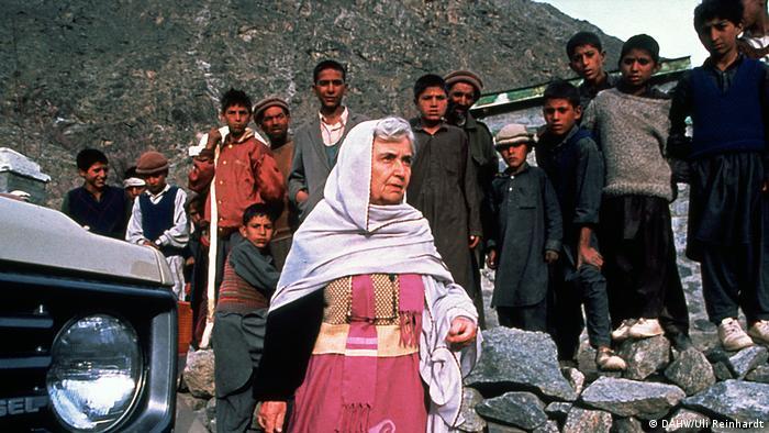 Pakistan Ruth Pfau Lepra-Ärztin