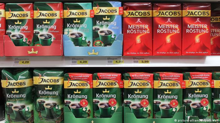 Кофе Jacobs: Вольфганг Райман и его семья