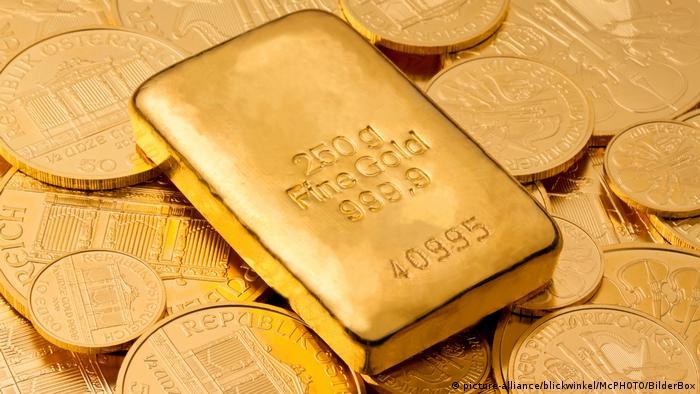 Торгівля золотом та дорогоцінними металами