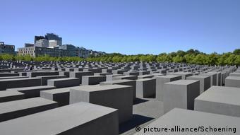 Deutschland, Berlin, Holocaust-Mahnmal