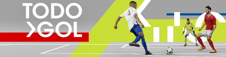 DW Todo gol Program Guide (Themenheader Kick off spanisch)
