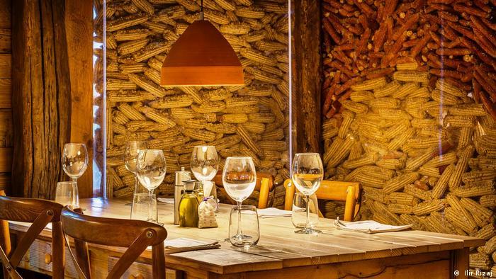 Tirana Restaurant London