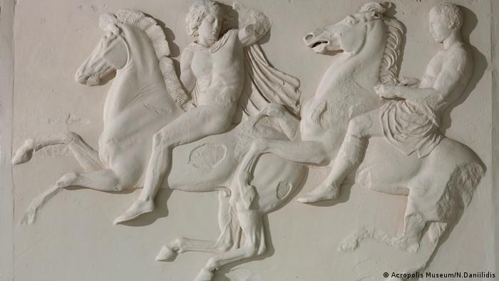 Akropolis Museum Athen (Acropolis Museum/N.Daniilidis)