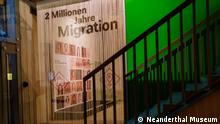 Entrance to the Neanderthal Museum - 2 Million Years of Migration (Neanderthal Museum)