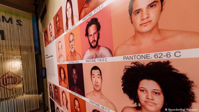 Экспонат выставки в Меттмане