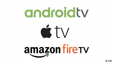 DW Smart TV, aplicación de Apple TV, Android TV, LG, Samsung | DW