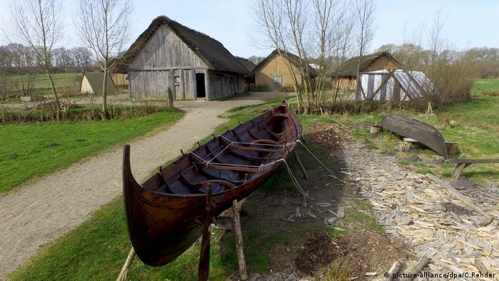На территории археологического комплекса Хедебю создан музей