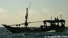 Yemen Aden Flüchtlingsboot