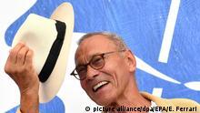 Iatlien Andrei Konchalovsky auf den 73. Venedig Film Festival