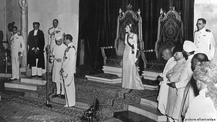 Indien Unabhängigkeitstag (picture-alliance/dpa)