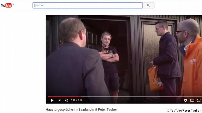 Peter Tauber (YouTube/Peter Tauber)