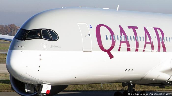 Qatar Airways (picture alliance/dpa/epa/Stringer)
