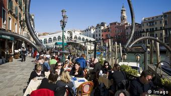 Italien Venedig Touristen (Imago)