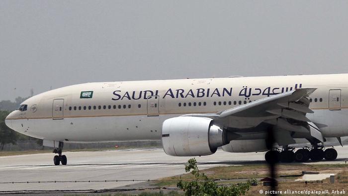 Pakistan Saudi Arabian Airlines
