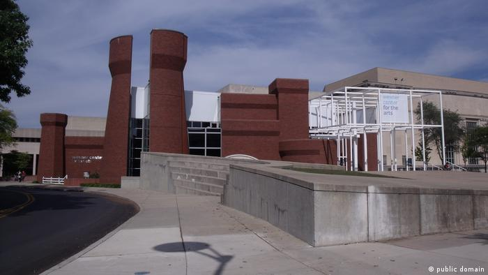 Picture of the Wexner Center for the Arts in Ohio (photo: public domain)