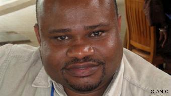Laudolino Medina Geschäftsführer des Vereins der Freunde der Kinder von Guinea-Bissau
