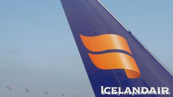 Fluggesellschaft Icelandair (Getty Images/AFP/A. Klein)
