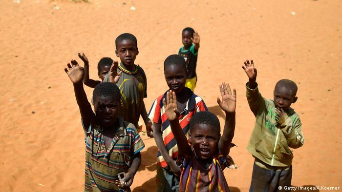Mali Kinder Gao