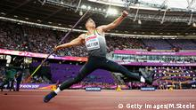 16th IAAF World Athletics Championships London 2017 Johannes Vetter