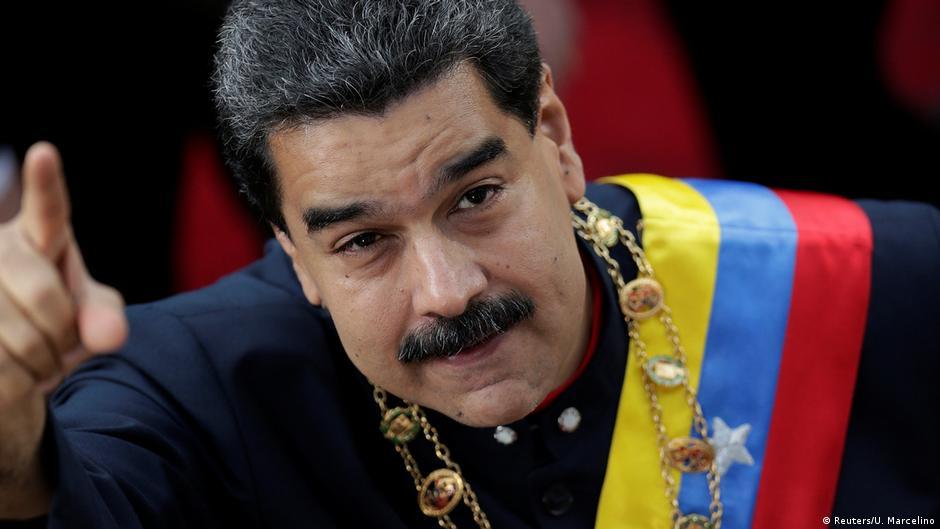 Мадуро бара помош од папата  Ватикан од Москва