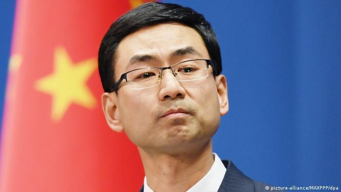 Las autoridades chinas criticaron hoy la decisión del Gobierno estadounidense de sancionar a seis empresas y cinco personas del país asiático por transportar petróleo proveniente de Irán. (26.09.2019).