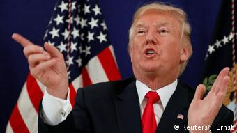 Ο γερμανικός Τύπος επιτίθεται στον Ντόναλντ Τραμπ για τους χειρισμούς του στο θέμα της Β. Κορέας