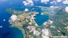 Insel Guam im Pazifik