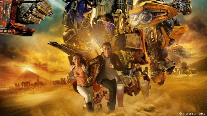 Transformers: Revenge of the Fallen (Die Rache) (picture-alliance)
