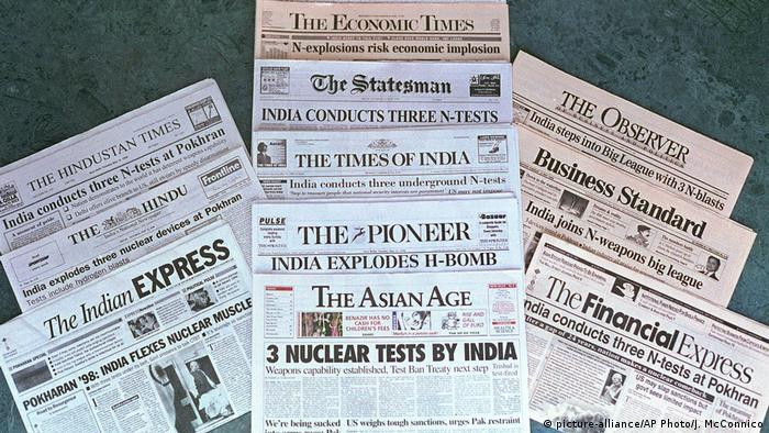 Indien Pakistan Teilung