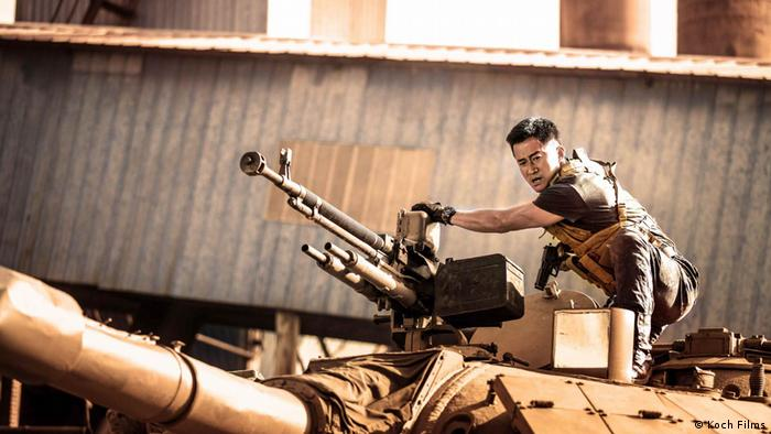 Standbild aus 'Wolf Warriors 2' (Koch Films)
