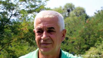 Ehemaliger bosnischer Soldat: Daut Tihic (Marinko Sekulic)