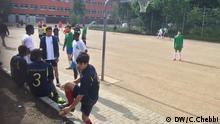 Fussballturnier in Neukölln Berlin