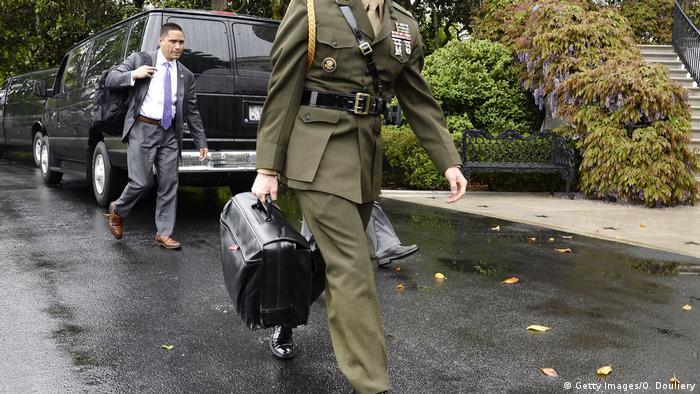 Atomski kofer, uvek uz predsednika