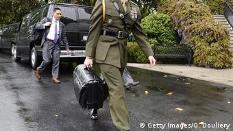 Після вступу на посаду президент отрмає доступ до ядерної валізки