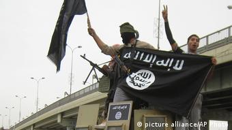 Irak - IS Islamischer Staat in Fallujah