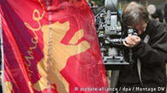 Symbolbild Berlinale zwischen Festival und Produktion